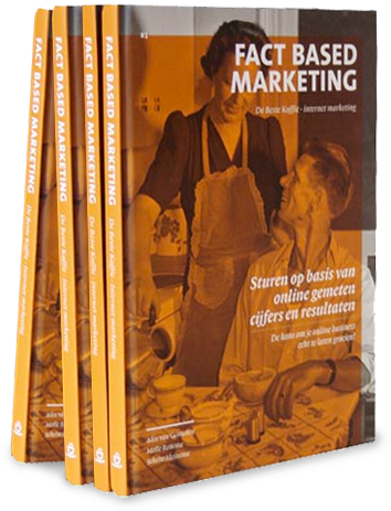 DBK boek Fact-Based Marketing
