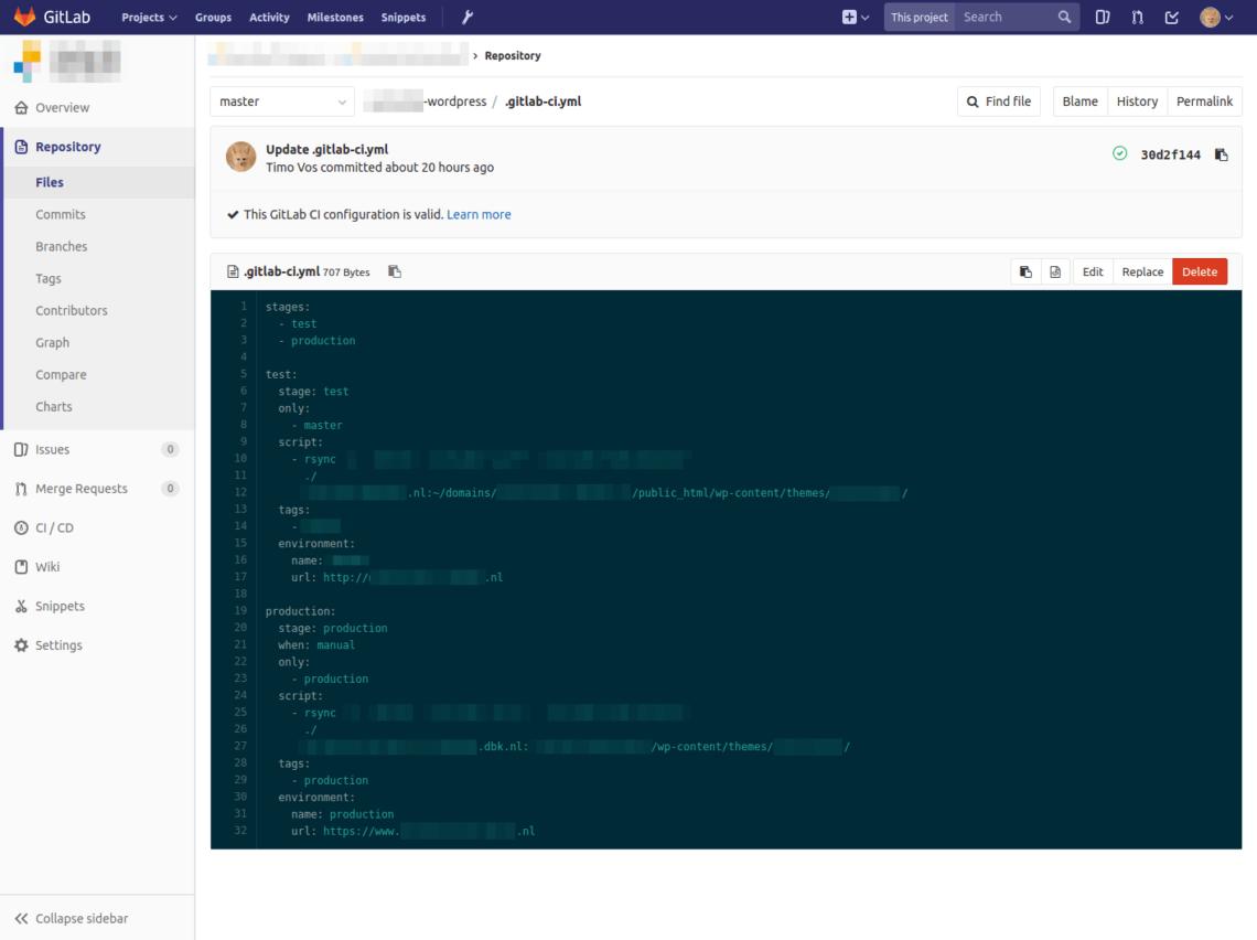 Gitlab-ci.yml